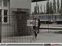 Serbian actress Melita Bihali sex scene from the movie Cubok