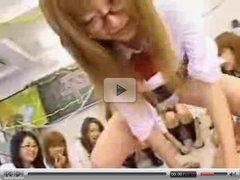 Asian Schoolgirl Fun