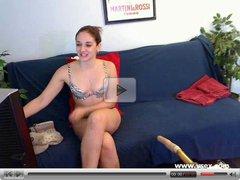 Live sex machine webcam with Sheena Ryder
