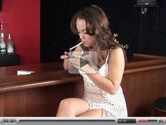 Kristina Rose - Smoking Fetish Dragginladies