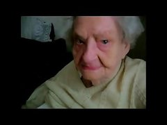 Young boy seduces to older grandma