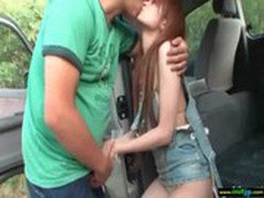 Hardcore Outdoor Sex With Asian Girl movie-35