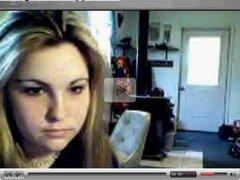 Webcam - upskirt