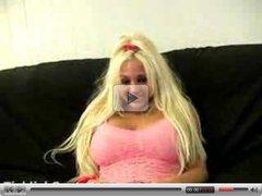 Tickling Busty Blond