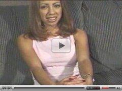 19 Year Old black girl Melanie
