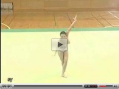 Nude sport from Barcelona 1984