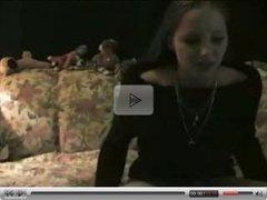 Dutch webcamgirl