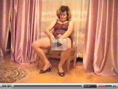 milf masturbating filmed by dad. Stolen video