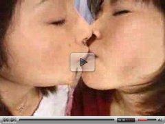 Uncensored japanese lesbian
