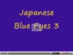 Japanese Blue Eyes 3  N15