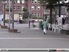 Dani Walking Nude in Public