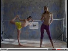 Nude sports naked gymnasts