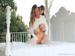 Busty Mature Wife Pleasures Her Lucky Husband