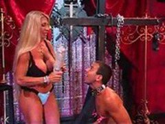 Doggy Boy Gets Tamed And Kicked Into His Cage By The Mistress - Free Porn Videos, Sex Movies - Domin
