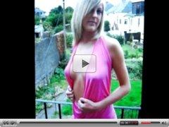 Abspritzen 5.4 - cumshot for unknown cute girl