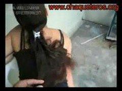 Cojiendo a la empleada del ciber  Mas videos en www.chaqueteros.org