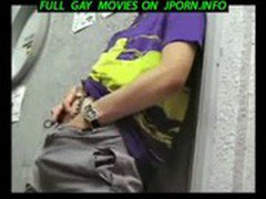 A hot Japanese bottom boy loves to get his hot ass fucked