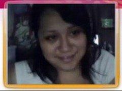 Mi amiga Bety por su webcam
