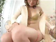 Japanese Girl Squirts And Fucks